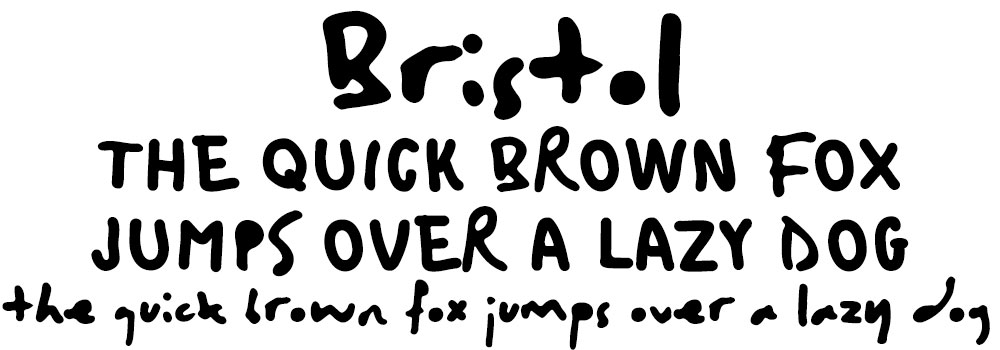 Rare Freebies: Bristol