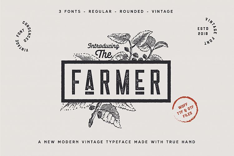 10 Of The Best Fonts For Fall The Font Bundles Blog