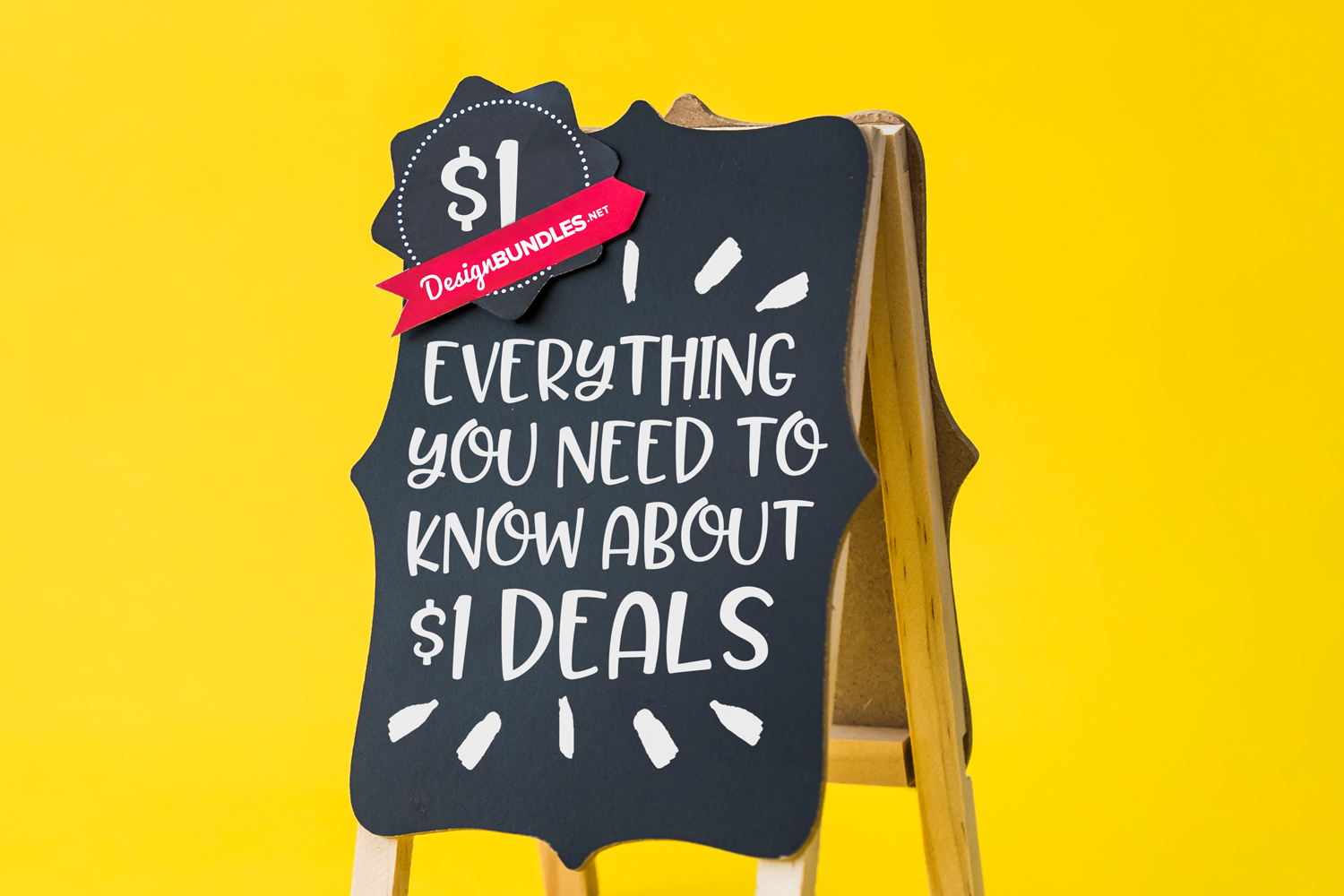 Everything you need to know about $1 deals
