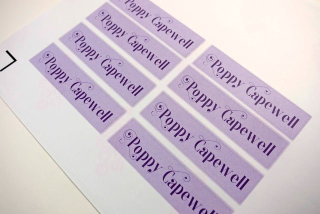 How To Make Sticky Labels Using Cricut The Font Bundles Blog