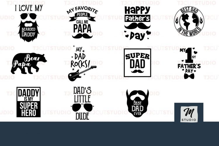 Father S Day Gifts Made Easy The Font Bundles Blog