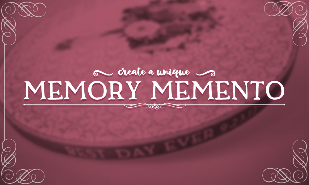 Create a Unique Wedding Memory Memento