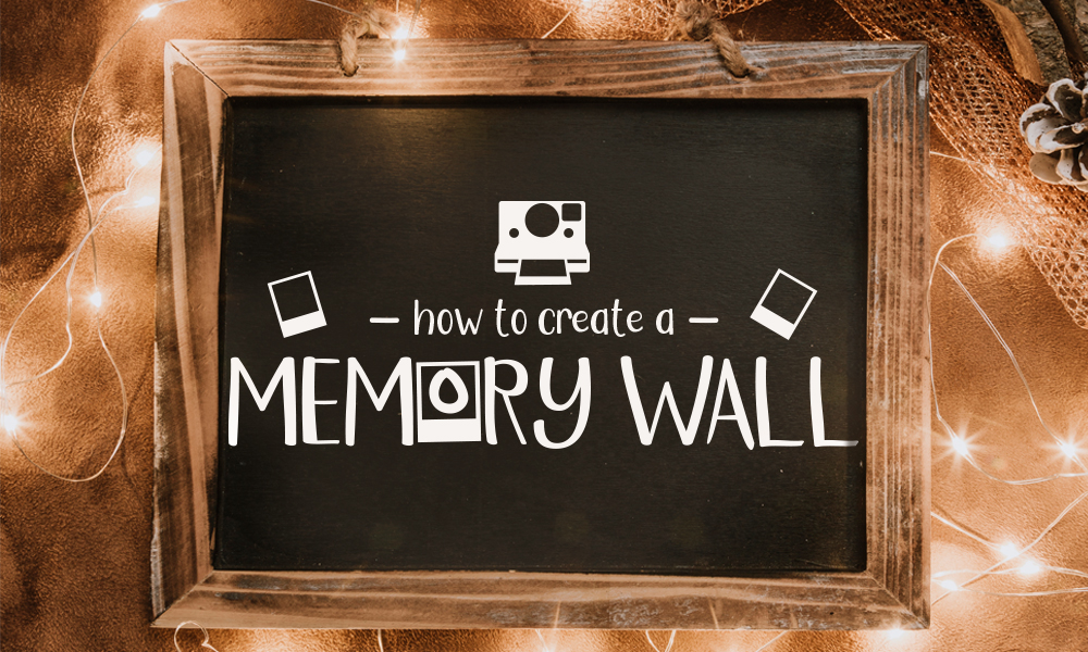How to Create a Memory Wall