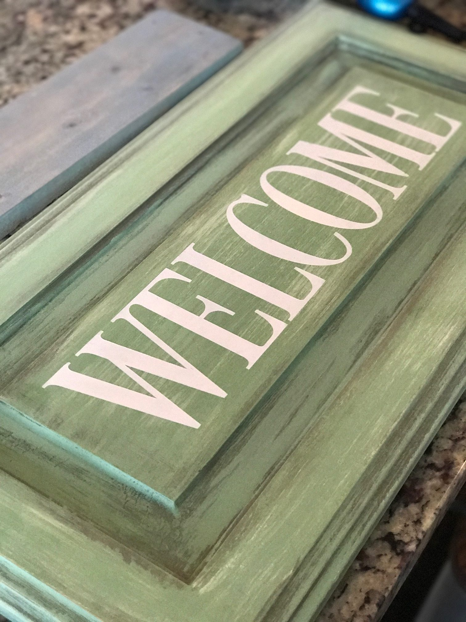 Creating a Wood Sign with Your Silhouette Machine