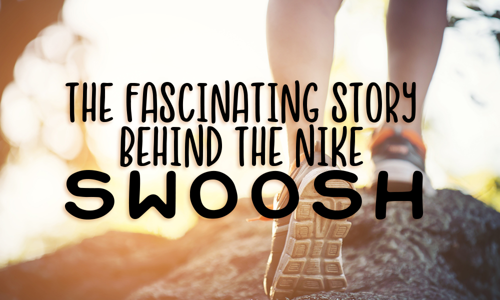 The Fascinating Story Behind the Nike Swoosh