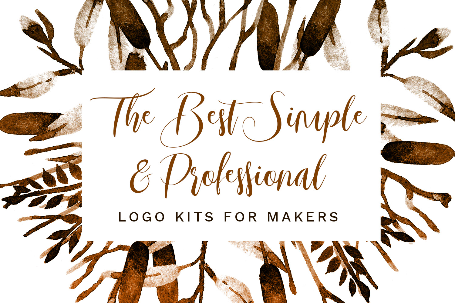 The Best Simple and Professional Logo Kits for Makers