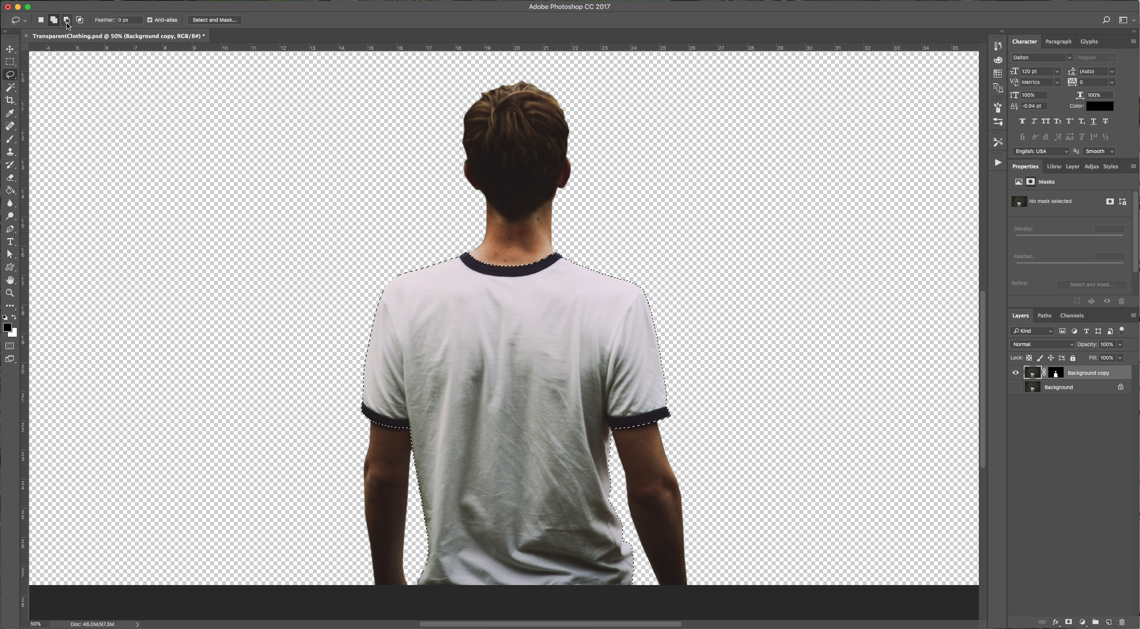 How to See Through Clothes with Gimp 2.6 « Software Tips ...