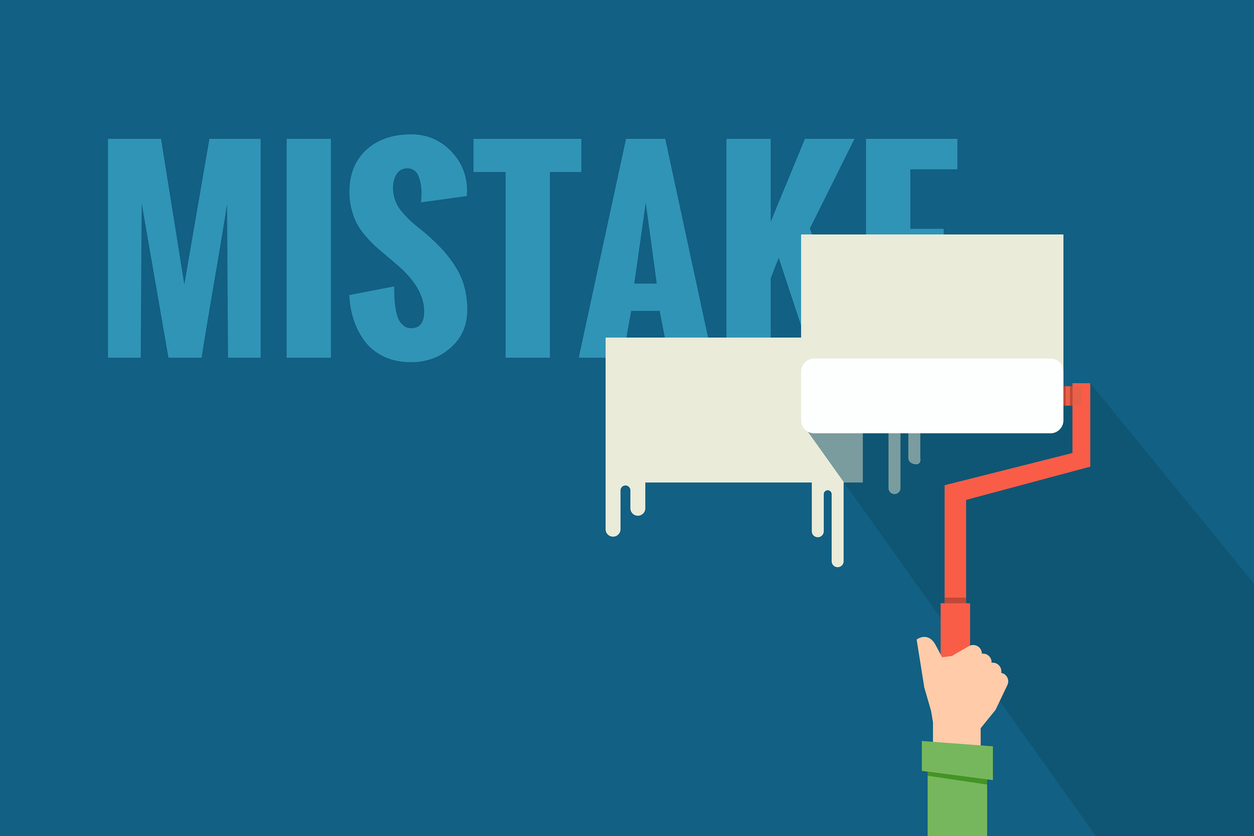 5 Common Mistakes of Digital Designers