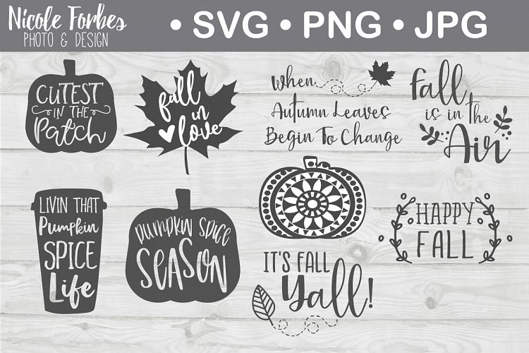 The Ultimate Round-Up of 10 Design Bundles for Fall | The