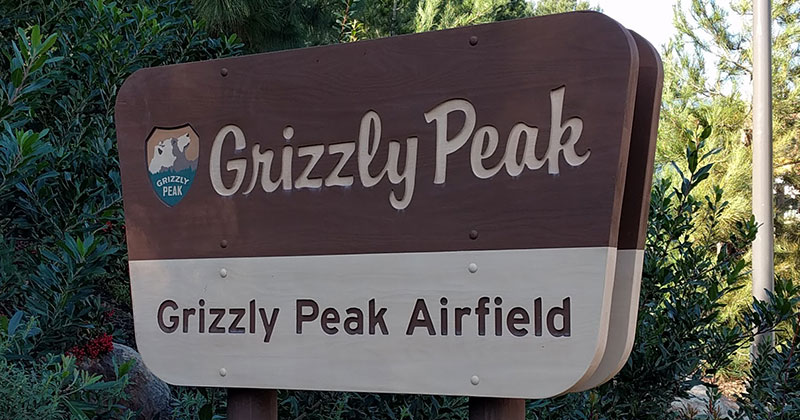 Type of Disneyland: Grizzly Peak