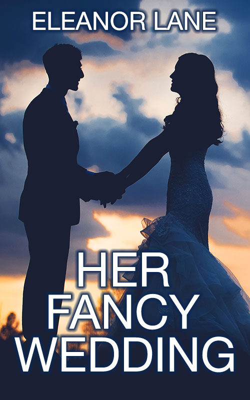 wedding cover - boring fonts