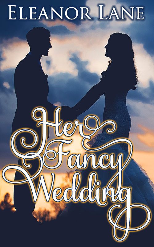 wedding cover - fancier fonts